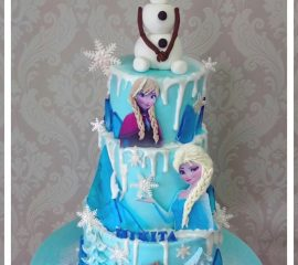 3 tier frozen 1