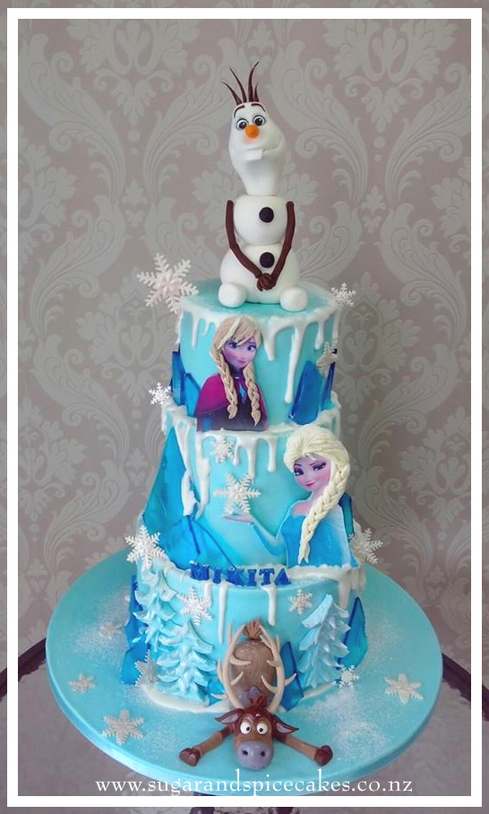 Movie Themed Cakes Sugar And Spice Celebration Cakes Auckland