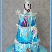 3 tier frozen