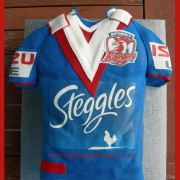 Rugby Jersey Cake $395