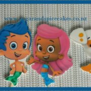Bubble Guppies 2D