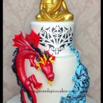 dragon-tiger-tattoo-cake