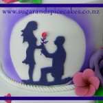 love-story-silhouette-cake