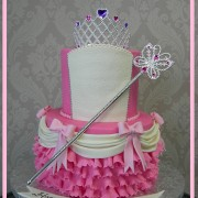 princess cake wand