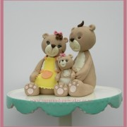 teddy cake topper 1