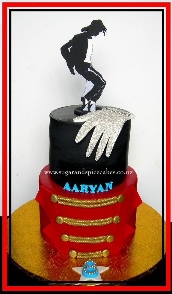 Birthday Cake Images Michael : Cakes for Boys   Sugar and Spice Celebration Cakes Auckland