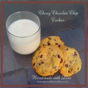 Chocolate Chip Cookies to bake