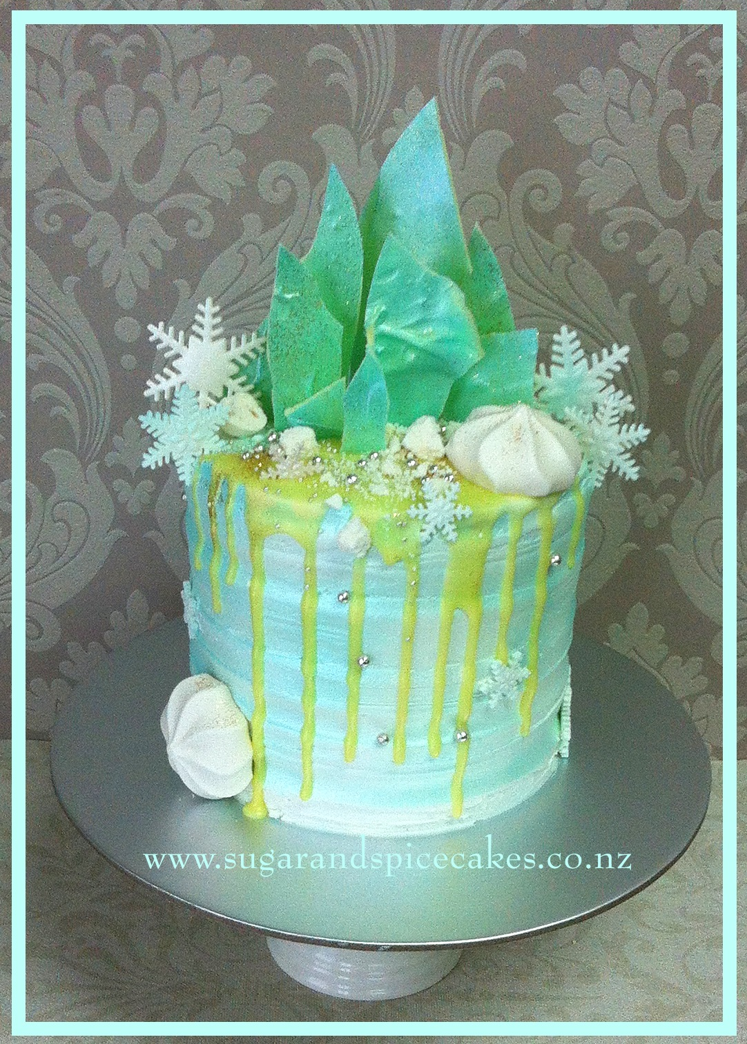Cake Images Co Nz : Drip Cakes   Sugar and Spice Celebration Cakes Auckland