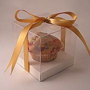 Cupcake packaged