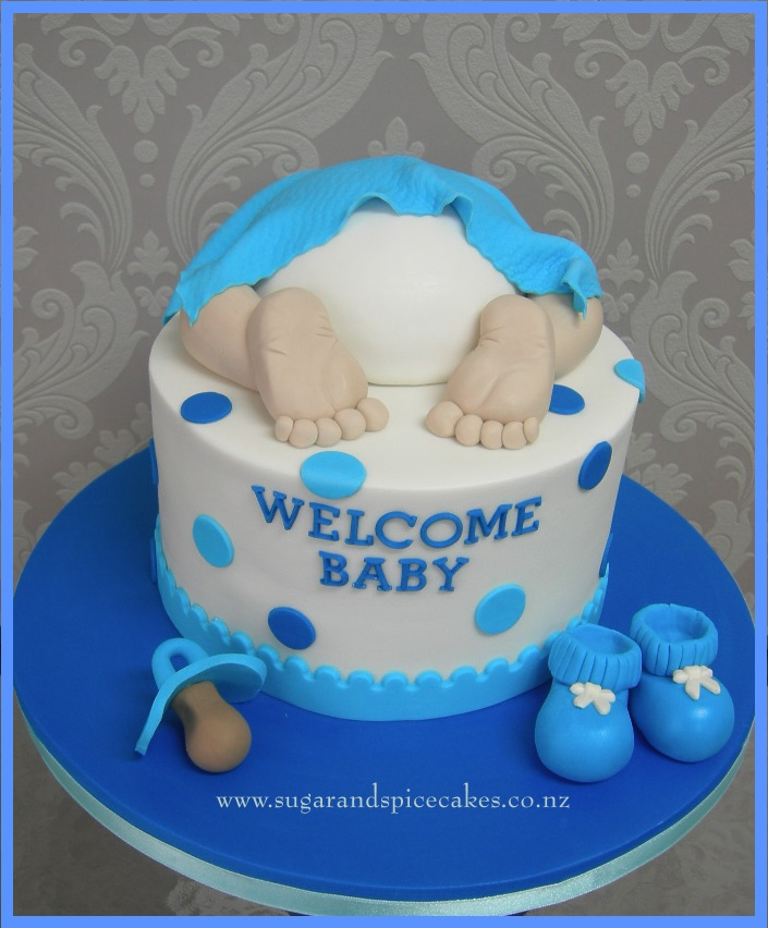 Christening Cakes Sugar and Spice Celebration Cakes Auckland