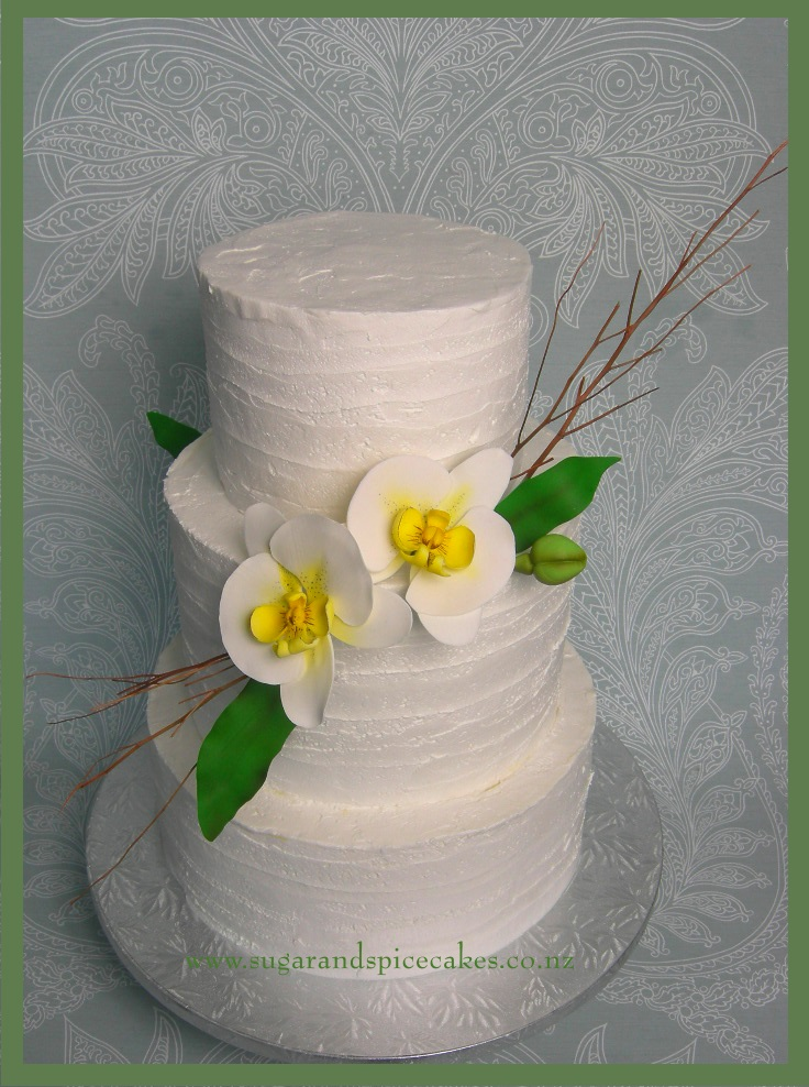 Cake Images Co Nz : Cakes   Wedding   Sugar and Spice Celebration Cakes Auckland