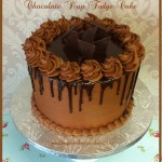 chococolate-drip-cake